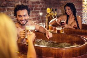 Beer Spa in Bath