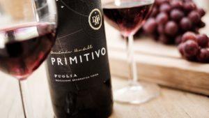 Primitivo-wine italy
